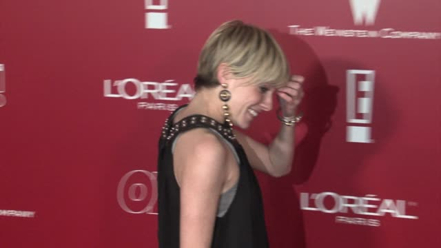 sienna miller at the 2006 weinstein company preoscar party at the pacific design center in west hollywood california on march 4 2006 - pre party stock videos and b-roll footage