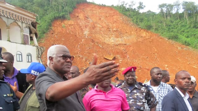 Sierra Leone's president appealed Tuesday for urgent help for the flood hit capital of Freetown where more than 300 people are feared dead as rescue...