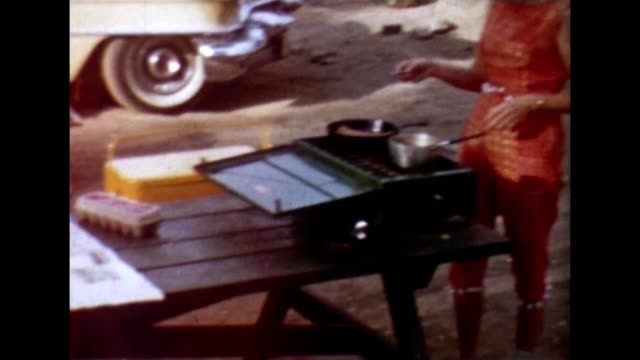 1973 sierra nevada campers - camping stock videos & royalty-free footage