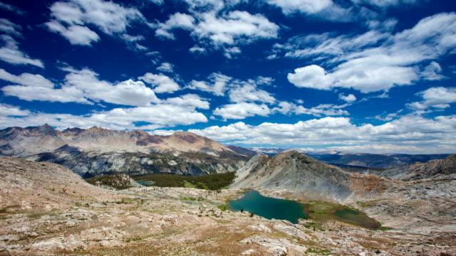 time lapse: sierra nevada mountains - sequoia national park stock videos & royalty-free footage