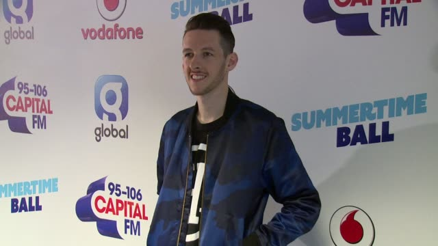 sigala at wembley arena on june 10 2017 in london england - wembley arena stock videos & royalty-free footage