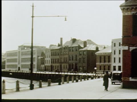 vidéos et rushes de 1947 sights of cork - irlande