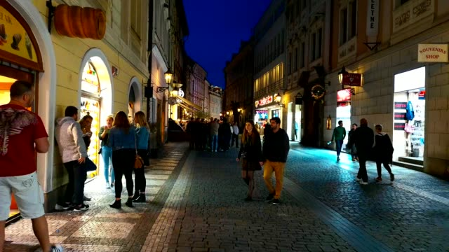 sightseeing prague - prague stock videos & royalty-free footage