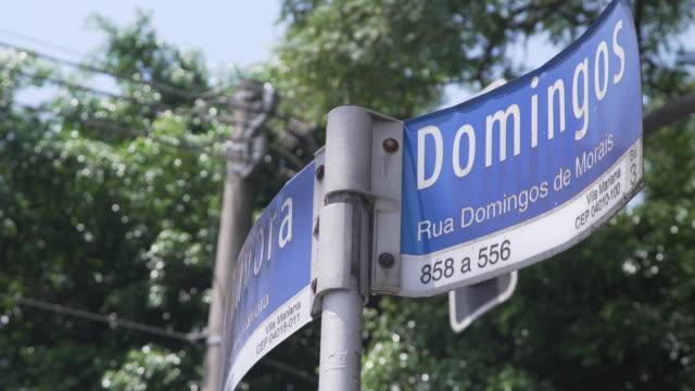Sign board, Sao Paulo