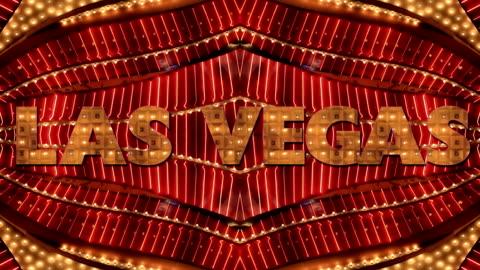 sign - las vegas, nevada - las vegas stock videos & royalty-free footage
