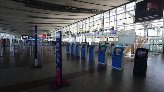 CHL: LATAM Airlines Files For Bankruptcy Pushed by Coronavirus Crisis - VIDEO