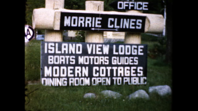 office morrie clinesisland view lodge boats motors guides modern cottages dining room open to public - dining room stock videos & royalty-free footage