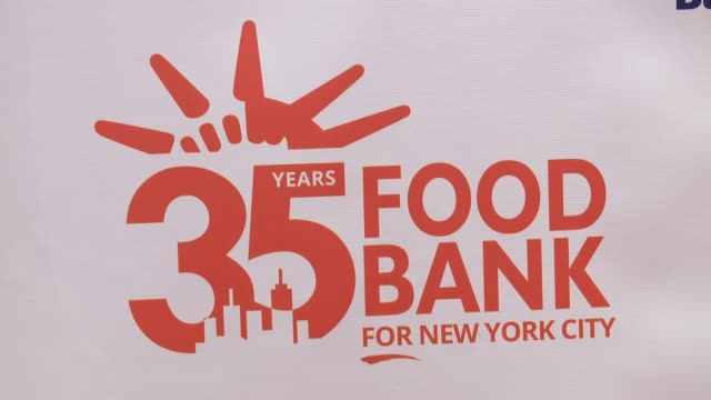 ATMOSPHERE signage at 2018 Food Bank For New York City's Can Do Awards Dinner at Cipriani Wall Street on April 17 2018 in New York City