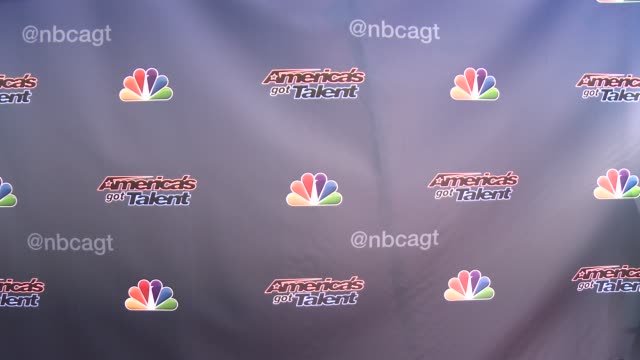 ATMOSPHERE Signage at 'America's Got Talent' Red Carpet at the Dolby Theater on April 22 2014 in Hollywood California