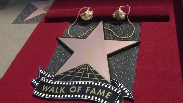 signage at backstreet boys celebrate 20 year career with star on the hollywood walk of fame. atmosphere - signage at backstreet boys celebrate at... - backstreet boys stock videos & royalty-free footage
