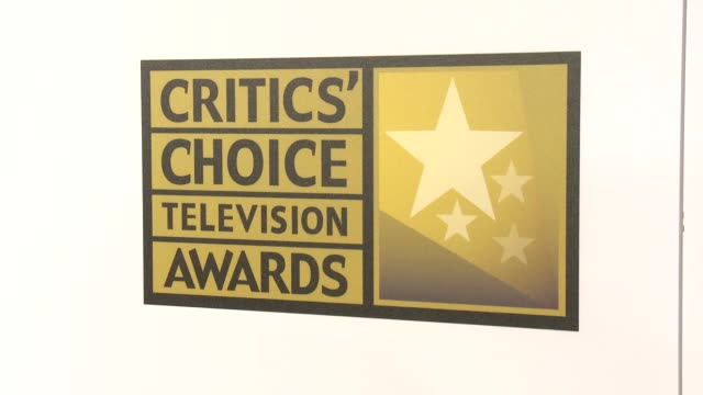 ATMOSPHERE signage at Broadcast Television Journalists Association's 3rd Annual Critics' Choice Television Awards on 6/10/2013 in Beverly Hills CA