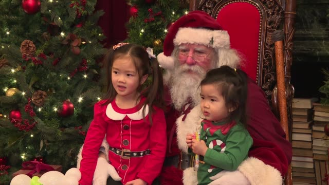 atmosphere signage at brooks brothers celebrates the holidays with st jude children's research hospital at brooks brothers on december 13 2016 in new... - st. jude children's research hospital stock videos and b-roll footage