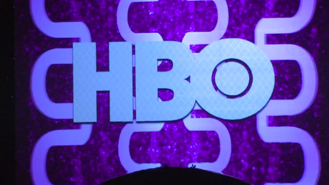ATMOSPHERE signage at HBO's 70th Annual Golden Globes After Party in Los Angeles CA on 1/13/13
