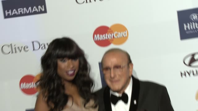 signage at pre-grammy gala & salute to industry icons with clive davis honoring antonio l.a. reid 2/9/2013 in beverly hills, ca. - clive davis stock videos & royalty-free footage