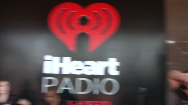 signage at target presents the iheartradio album release party for shakira's exclusive deluxe edition in los angeles, ca on march 24, 2014. - exklusiv stock-videos und b-roll-filmmaterial