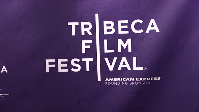 signage at the 2011 tribeca film festival - premiere of 'gnarr' at new york ny. - tribeca festival stock videos & royalty-free footage