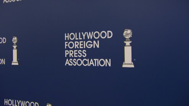 ATMOSPHERE Signage at the 2013 Hollywood Foreign Press Association's Installation Luncheon in Beverly Hills 08/13/13 ATMOSPHERE Signage at the 2013...