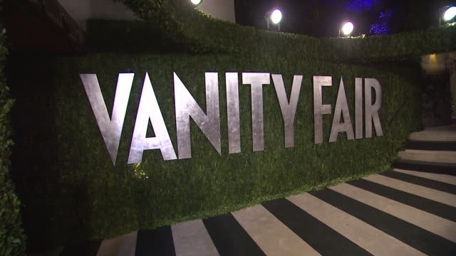 ATMOSPHERE Signage at The 2013 Vanity Fair Oscar Party Hosted By Graydon Carter ATMOSPHERE Signage at The 2013 Vanity Fair Oscar at Sunset Tower on...