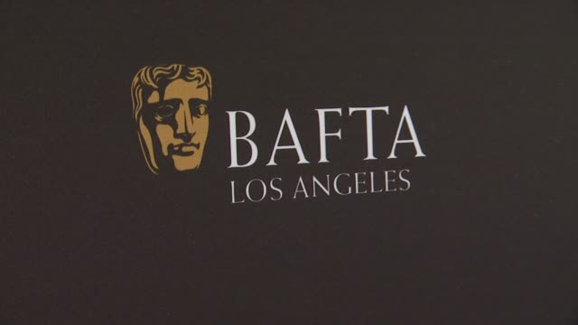 ATMOSPHERE signage at the 2015 BAFTA Los Angeles Tea Party at The Four Seasons Hotel on January 10 2015 in Beverly Hills California
