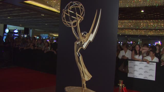 signage at the 37th annual daytime emmy awards at las vegas nv - annual daytime emmy awards stock videos & royalty-free footage
