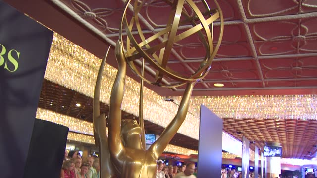 signage at the 37th annual daytime emmy awards at las vegas nv - daytime emmy preisverleihung stock-videos und b-roll-filmmaterial
