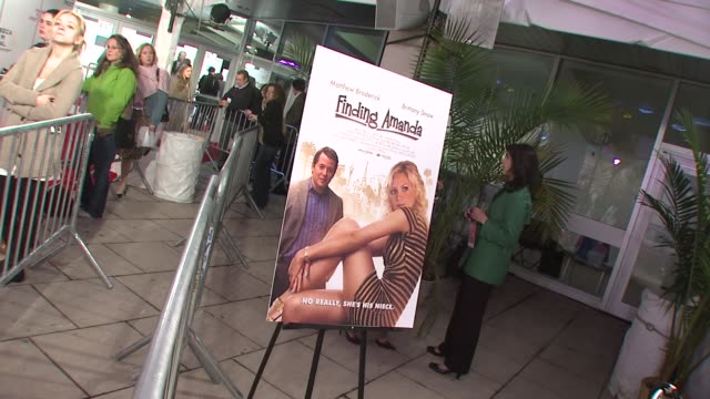 signage at the 7th annual tribeca film festival finding amanda premiere at borough of manhattan community college / tribeca performing arts in new... - community college stock videos & royalty-free footage