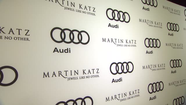 signage at the Audi And Martin Katz Celebrate The 2012 Golden Globe Awards in West Hollywood CA