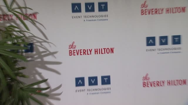 atmosphere signage at the beverly hilton unveils menu for 70th annual golden globe awards atmosphere signage at the beverly hilton unveils menu for... - the beverly hilton hotel stock videos & royalty-free footage