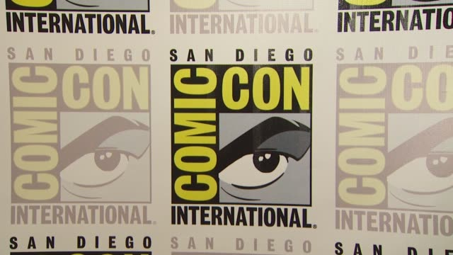 Signage at the ComicCon 2010 'Battle Los Angeles' at San Diego CA