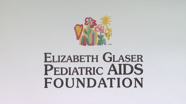 Signage at the Elizabeth Glaser Pediatric AIDS Foundation's 22nd Annual 'A Time For Heroes' Celebrity Carnival at Los Angeles CA