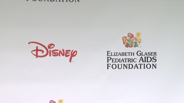 signage at the elizabeth glaser pediatric aids foundation's 22nd annual 'a time for heroes' celebrity carnival at los angeles ca - elizabeth glaser pediatric aids foundation stock videos & royalty-free footage