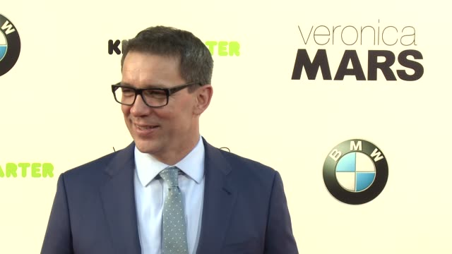 atmosphere signage at veronica mars los angeles premiere at tcl chinese theatre on march 12 2014 in hollywood california - mann theaters stock videos & royalty-free footage