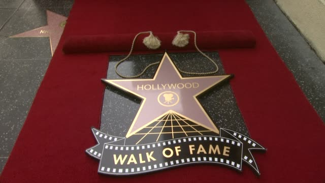 atmosphere signage at vin diesel honored with star on the hollywood walk of fame atmosphere signage at vin diesel honored with st at hollywood walk... - vin diesel stock videos and b-roll footage