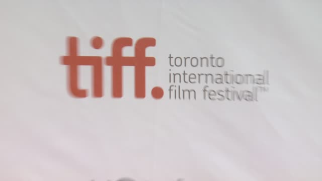 signage black and white premiere 2014 toronto international film festival at roy thomson hall on september 06 2014 in toronto canada - toronto international film festival stock videos and b-roll footage