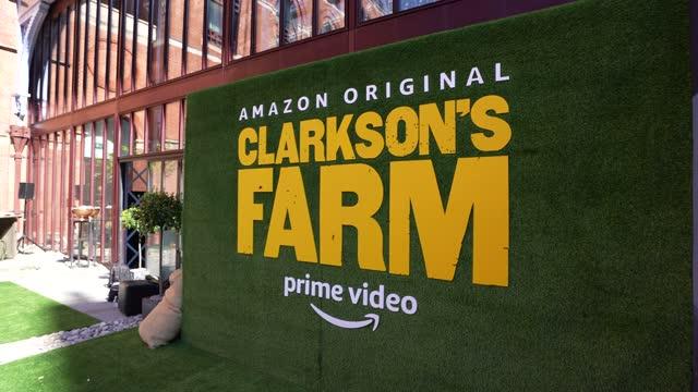 GBR: Clarksons Farm -  interviews