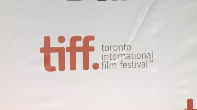 "vídeos de stock, filmes e b-roll de signage - ""the drop"" premiere - toronto international film festival 2014 at princess of wales theatre on september 05, 2014 in toronto, canada. - festival de cinema de toronto"