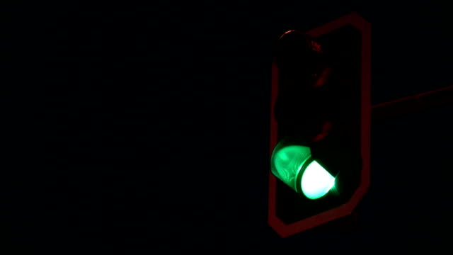 hd: signal light - red light stock videos & royalty-free footage