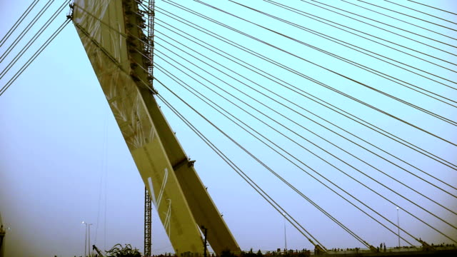 Signature Bridge Wazirabad, Delhi