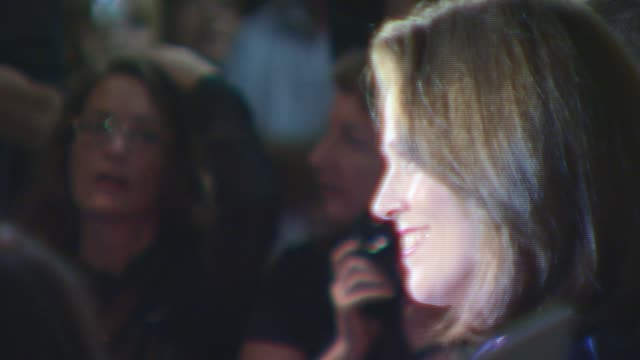 sigourney weaver/ actress at the 'infamous' premiere at directors guild association theatre in new york, new york on october 9, 2006. - infamous stock videos & royalty-free footage