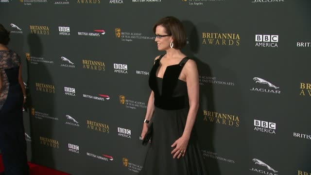 Sigourney Weaver at 2013 BAFTA Los Angeles Jaguar Britannia Awards Presented By BBC America in Beverly Hills CA on