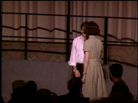 sigourney weaver at the 1989 academy awards luncheon at the beverly hilton in beverly hills california on march 21 1989 - sigourney weaver stock videos & royalty-free footage