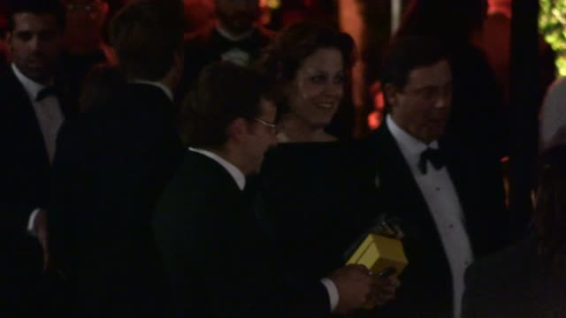 sigourney weaver at the 2013 screen actors guild awards after party at the shrine auditorium sigourney weaver at the 2013 screen actors guild a on... - shrine auditorium stock videos & royalty-free footage