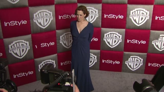 sigourney weaver at the in style and warner bros studios 10th annual golden globes afterpart at los angeles ca - sigourney weaver stock videos & royalty-free footage