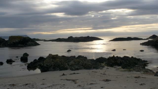 silent beach,Northern Ireland