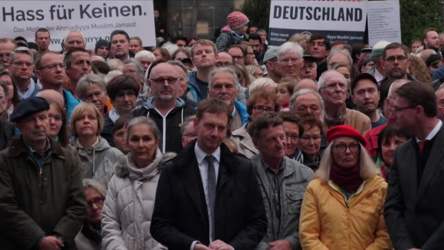 Silent peaceful rallies calling for peace have taken place in the east German city of ChemnitzIt follows days of protests angry clashes and tension...
