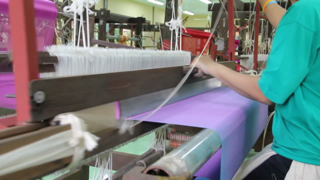 silk weaving - strength stock videos & royalty-free footage
