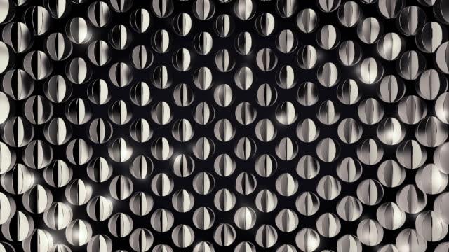 銀フレーク vj ループ背景 - vj演出点の映像素材/bロール