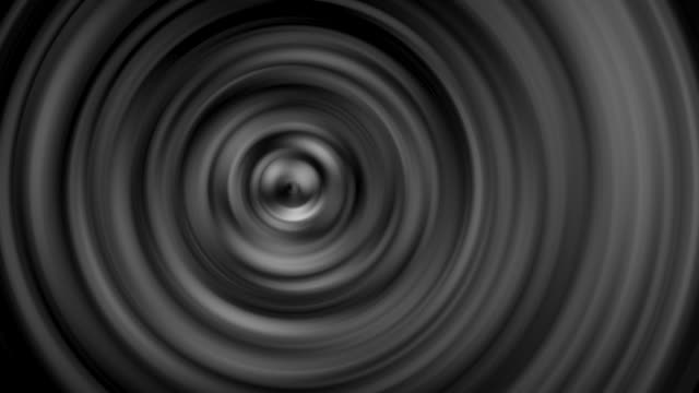 Silver rotating spiral moving around Different patterns Abstract art Backgrounds