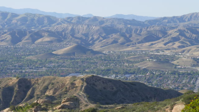 simi valley landscape - ventura stock videos and b-roll footage