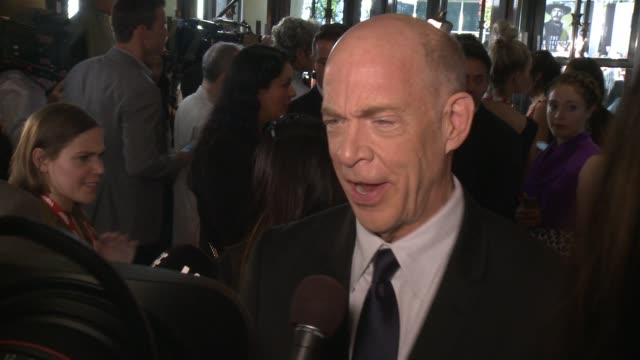 jk simmons at princess of wales theatre on september 12 2016 in toronto canada - toronto international film festival stock videos and b-roll footage